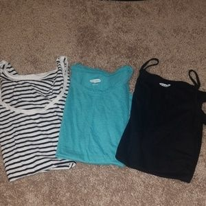 Old Navy tank tops